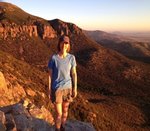 Morning hike in the Huachuca Mountains